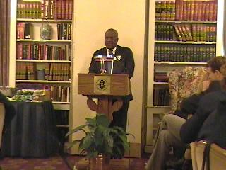 Thomas podium