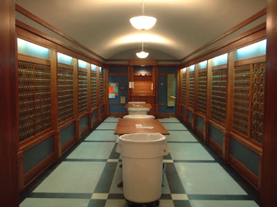 Student Activities | Post Office | Amherst College