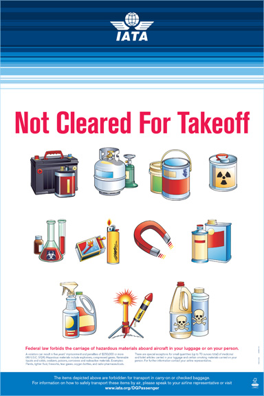 Hazardous Materials and Waste | IATA Regulations | Amherst