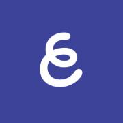 "Explain Everything icon: a script ""E"""