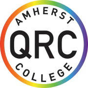 amherst college queer resource center logo