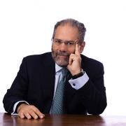 Ray Suarez, PBS broadcaster, McCloy Visiting Professor of American Studies