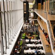 Science Center Atrium