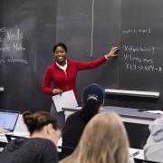 Assistant Professor Jakina Debnam