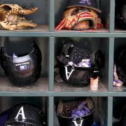 Baseball field dedication