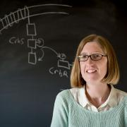 Assistant Professor of Biology Alexandra Purdy