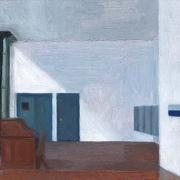 Painting by Eleanor Ray '01