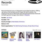Mammoth Records