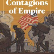 Book cover of Contagions of Empire by Khary Polk