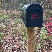 Poetry Mailbox