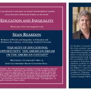 Season Reardon - Stanford University