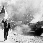 Soviet invasion of Prague