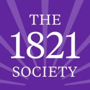 1821 Society Logo