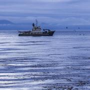 Tiglax, the research vessel