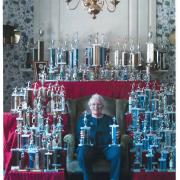 Barbara Tiffany's Bowling Trophies