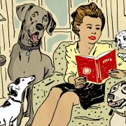 Illustration by John S. Dykes