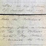 Dickinson manuscript