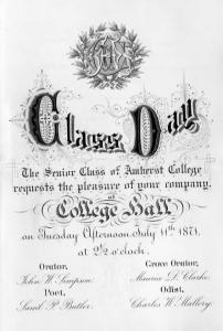 Class Day, 1871