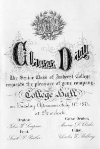 Class Day, 1871