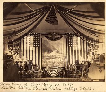 Class Day, 1861