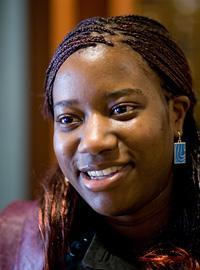 Karen Nyawera '11, Harare, Zimbabwe