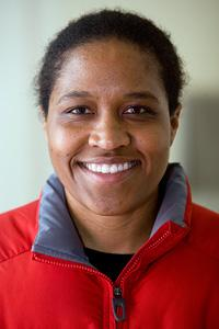 Joy St. John, associate dean of admission