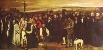 L'enterrement a Ornans (1849-1850)