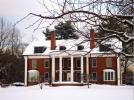 """Drew House in the Snow"" by Erika Sologuren '13"