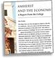 Economy report cover